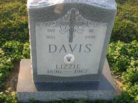 DAVIS, LIZZIE - Poinsett County, Arkansas   LIZZIE DAVIS - Arkansas Gravestone Photos