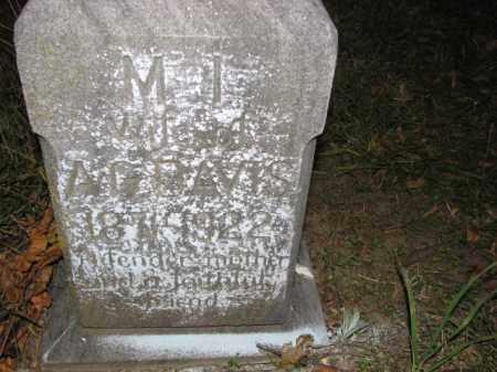 DAVIS, M. I. - Poinsett County, Arkansas | M. I. DAVIS - Arkansas Gravestone Photos