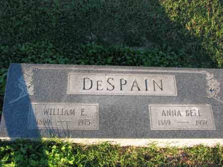DESPAIN, ANNA BELL - Poinsett County, Arkansas | ANNA BELL DESPAIN - Arkansas Gravestone Photos