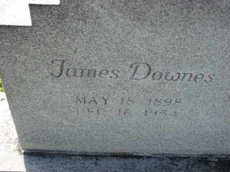 DOWNES, JAMES - Poinsett County, Arkansas | JAMES DOWNES - Arkansas Gravestone Photos