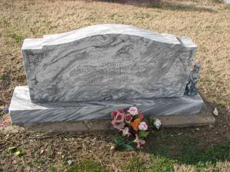 DRACE, JOHN WAYNE JR. - Poinsett County, Arkansas | JOHN WAYNE JR. DRACE - Arkansas Gravestone Photos