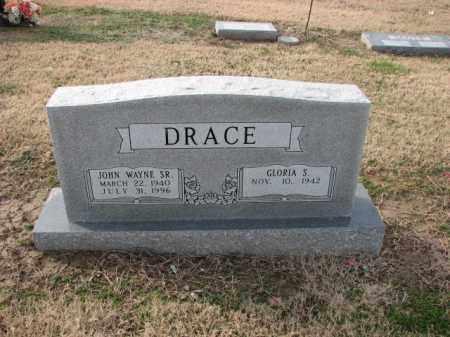 DRACE, SR, JOHN WAYNE - Poinsett County, Arkansas | JOHN WAYNE DRACE, SR - Arkansas Gravestone Photos