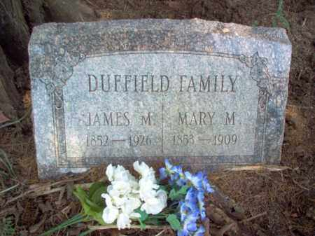 DUFFIELD, MARY M - Poinsett County, Arkansas   MARY M DUFFIELD - Arkansas Gravestone Photos