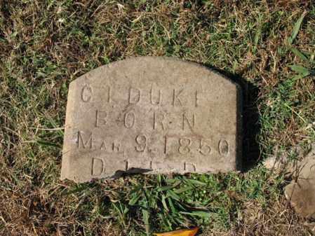 DUKE, CATHERINE L. - Poinsett County, Arkansas   CATHERINE L. DUKE - Arkansas Gravestone Photos