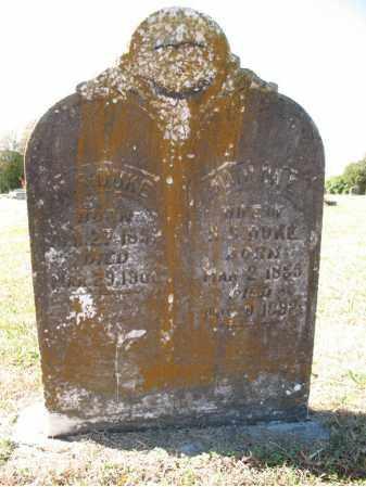 DUKE, MATILDA E. - Poinsett County, Arkansas | MATILDA E. DUKE - Arkansas Gravestone Photos