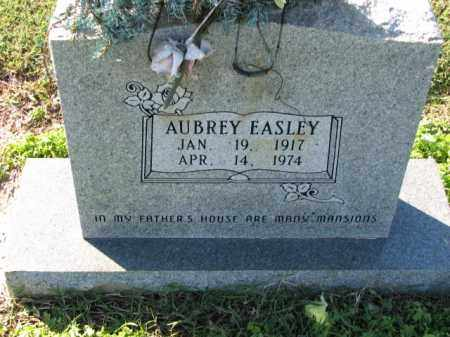EASLEY, AUBREY - Poinsett County, Arkansas | AUBREY EASLEY - Arkansas Gravestone Photos