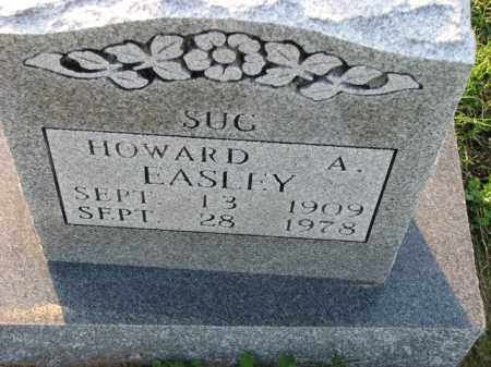 EASLEY, HOWARD A. - Poinsett County, Arkansas   HOWARD A. EASLEY - Arkansas Gravestone Photos