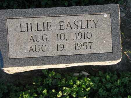 EASLEY, LILLIE - Poinsett County, Arkansas | LILLIE EASLEY - Arkansas Gravestone Photos