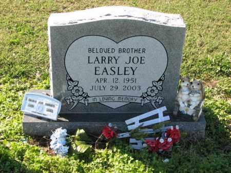 EASLEY, LARRY JOE - Poinsett County, Arkansas | LARRY JOE EASLEY - Arkansas Gravestone Photos