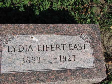 EAST, LYDIA - Poinsett County, Arkansas | LYDIA EAST - Arkansas Gravestone Photos