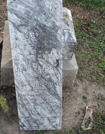 EAST, MARY - Poinsett County, Arkansas | MARY EAST - Arkansas Gravestone Photos