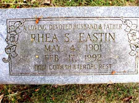 EASTIN, RHEA S. - Poinsett County, Arkansas | RHEA S. EASTIN - Arkansas Gravestone Photos