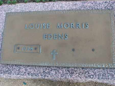 MORRIS EDENS, LOUISE - Poinsett County, Arkansas | LOUISE MORRIS EDENS - Arkansas Gravestone Photos