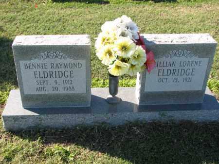 ELDRIDGE, BENNIE RAYMOND - Poinsett County, Arkansas   BENNIE RAYMOND ELDRIDGE - Arkansas Gravestone Photos