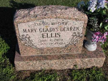 ELLIS, MARY GLADYS - Poinsett County, Arkansas | MARY GLADYS ELLIS - Arkansas Gravestone Photos