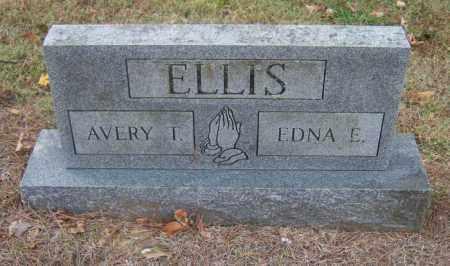 ELLIS (VETERAN WWII), AVERY THERUALD - Poinsett County, Arkansas | AVERY THERUALD ELLIS (VETERAN WWII) - Arkansas Gravestone Photos