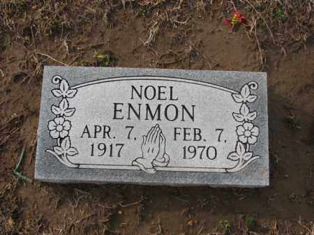 ENMON, NOEL - Poinsett County, Arkansas   NOEL ENMON - Arkansas Gravestone Photos