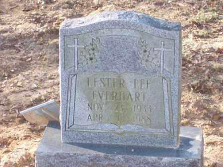 EVERHART, LESTER - Poinsett County, Arkansas | LESTER EVERHART - Arkansas Gravestone Photos