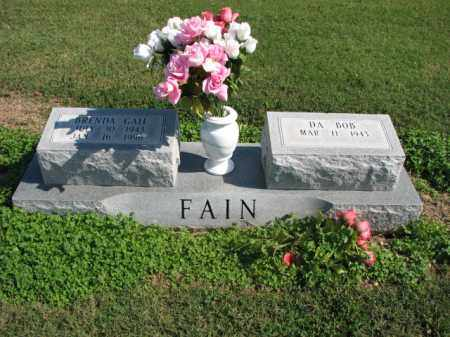 FAIN, BRENDA GAIL - Poinsett County, Arkansas | BRENDA GAIL FAIN - Arkansas Gravestone Photos