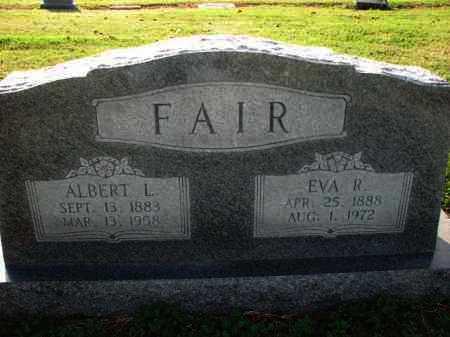 FAIR, EVA R. - Poinsett County, Arkansas | EVA R. FAIR - Arkansas Gravestone Photos