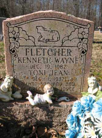 FLETCHER, TONI JEAN - Poinsett County, Arkansas | TONI JEAN FLETCHER - Arkansas Gravestone Photos