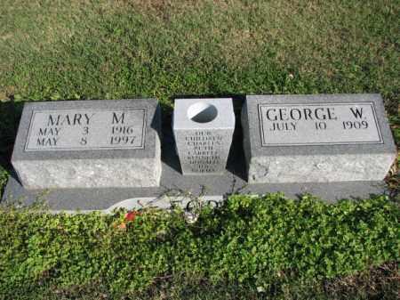 FORD, MARY M. - Poinsett County, Arkansas | MARY M. FORD - Arkansas Gravestone Photos