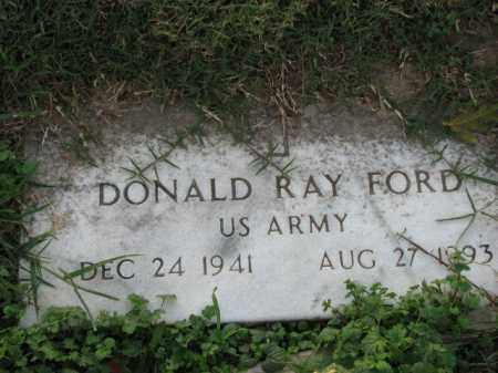 FORD (VETERAN), DONALD RAY - Poinsett County, Arkansas | DONALD RAY FORD (VETERAN) - Arkansas Gravestone Photos