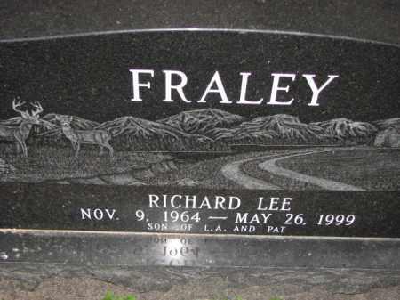 FRALEY, RICHARD LEE - Poinsett County, Arkansas   RICHARD LEE FRALEY - Arkansas Gravestone Photos