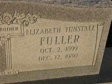 FULLER, ELIZABETH - Poinsett County, Arkansas | ELIZABETH FULLER - Arkansas Gravestone Photos