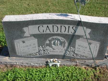 GADDIS, MOLLIE V. - Poinsett County, Arkansas | MOLLIE V. GADDIS - Arkansas Gravestone Photos