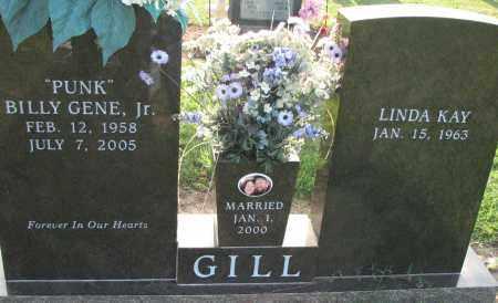 "GILL, JR., BILLY GENE ""PUNK"" - Poinsett County, Arkansas   BILLY GENE ""PUNK"" GILL, JR. - Arkansas Gravestone Photos"