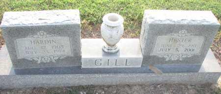 KELLEY GILL, HESTER - Poinsett County, Arkansas | HESTER KELLEY GILL - Arkansas Gravestone Photos