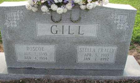 FRALEY GILL, STELLA - Poinsett County, Arkansas   STELLA FRALEY GILL - Arkansas Gravestone Photos