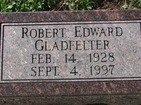 GLADFELTER, ROBERT EDWARD - Poinsett County, Arkansas | ROBERT EDWARD GLADFELTER - Arkansas Gravestone Photos