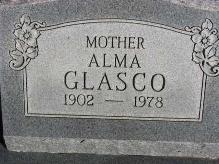 GLASCO, ALMA - Poinsett County, Arkansas | ALMA GLASCO - Arkansas Gravestone Photos