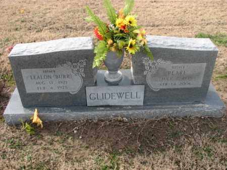 GLIDEWELL, LEALON (BURR) - Poinsett County, Arkansas | LEALON (BURR) GLIDEWELL - Arkansas Gravestone Photos