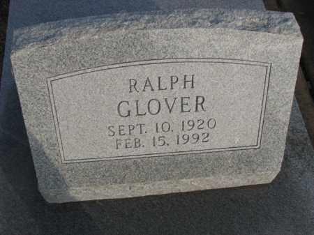 GLOVER, RALPH - Poinsett County, Arkansas   RALPH GLOVER - Arkansas Gravestone Photos
