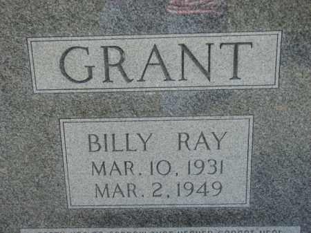 GRANT, BILLY RAY - Poinsett County, Arkansas | BILLY RAY GRANT - Arkansas Gravestone Photos