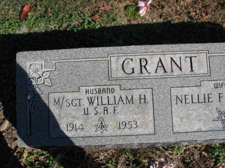 GRANT (VETERAN), WILLIAM H - Poinsett County, Arkansas   WILLIAM H GRANT (VETERAN) - Arkansas Gravestone Photos