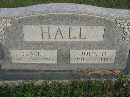 HALL, JOHN H. - Poinsett County, Arkansas | JOHN H. HALL - Arkansas Gravestone Photos