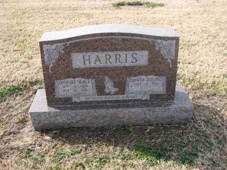 "HARRIS, DWIGHT ""MACK"" - Poinsett County, Arkansas 