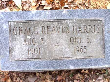 HARRIS, GRACE - Poinsett County, Arkansas | GRACE HARRIS - Arkansas Gravestone Photos