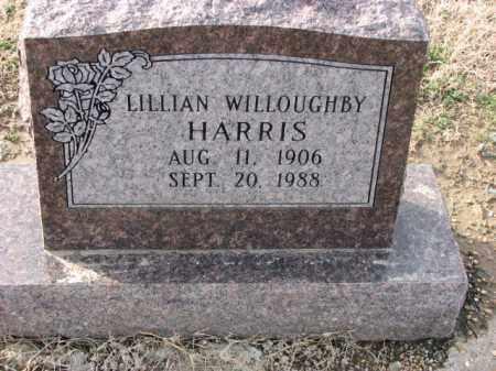 HARRIS, LILLIAN - Poinsett County, Arkansas | LILLIAN HARRIS - Arkansas Gravestone Photos
