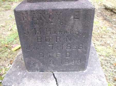 HARRIS, NANCY E. - Poinsett County, Arkansas | NANCY E. HARRIS - Arkansas Gravestone Photos