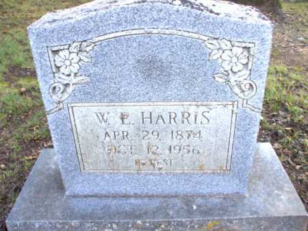 HARRIS, W.E. - Poinsett County, Arkansas | W.E. HARRIS - Arkansas Gravestone Photos