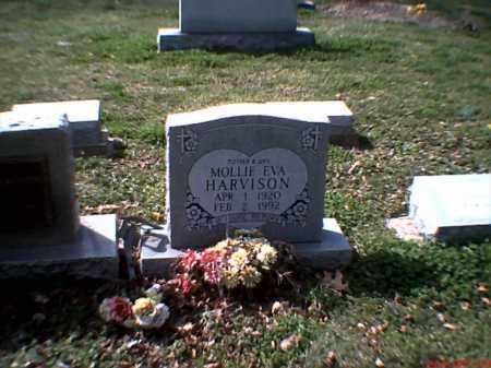 CASSIDY HARVISON, MOLLY EVA - Poinsett County, Arkansas | MOLLY EVA CASSIDY HARVISON - Arkansas Gravestone Photos