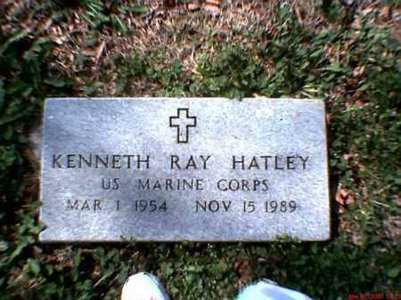 HATLEY (VETERAN), KENNETH RAY - Poinsett County, Arkansas | KENNETH RAY HATLEY (VETERAN) - Arkansas Gravestone Photos
