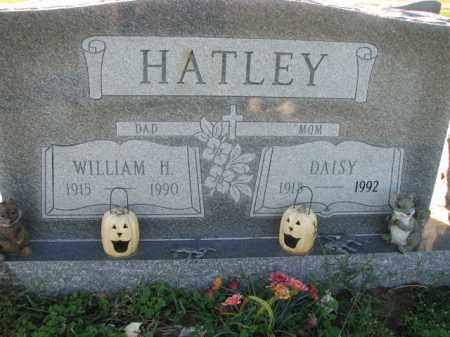 HATLEY, WILLIAM H. - Poinsett County, Arkansas | WILLIAM H. HATLEY - Arkansas Gravestone Photos