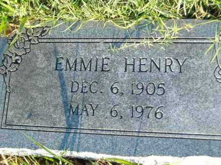HENRY, EMMIE - Poinsett County, Arkansas | EMMIE HENRY - Arkansas Gravestone Photos
