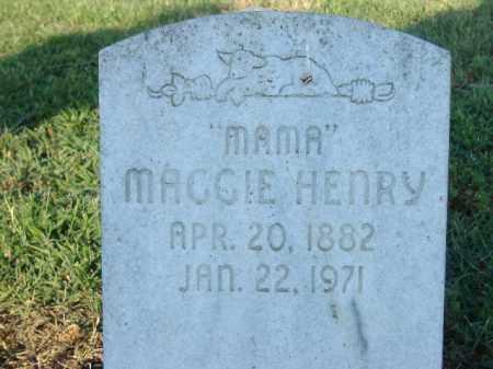 "HENRY, MAGGIE ""MAMA"" - Poinsett County, Arkansas | MAGGIE ""MAMA"" HENRY - Arkansas Gravestone Photos"
